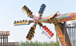 六年磨一剑娱乐再升级——上海欢乐谷全新飓风湾暑期强档推出