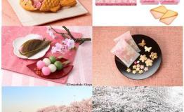 """所有女生都抗拒不了的""""和风""""樱花甜品"""
