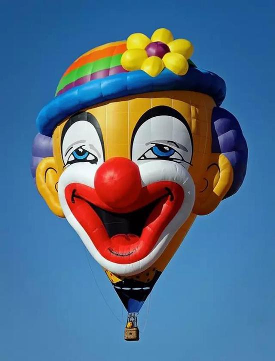 捷克小丑热气球