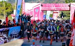 2018China100山地越野系列赛在河南鸡公山激情开赛